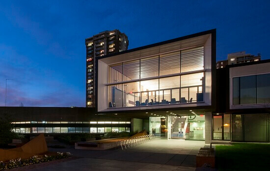 North Vancouver City Hall Expansion and Overhaul certified LEED Silver Design Award